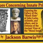 Jackson Barwis: Dialogues Concerning Innate Principles