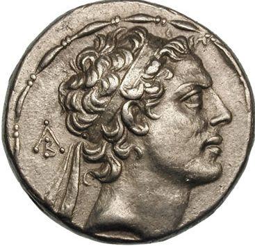Antiochus IV Epiphanes Morkholm 141