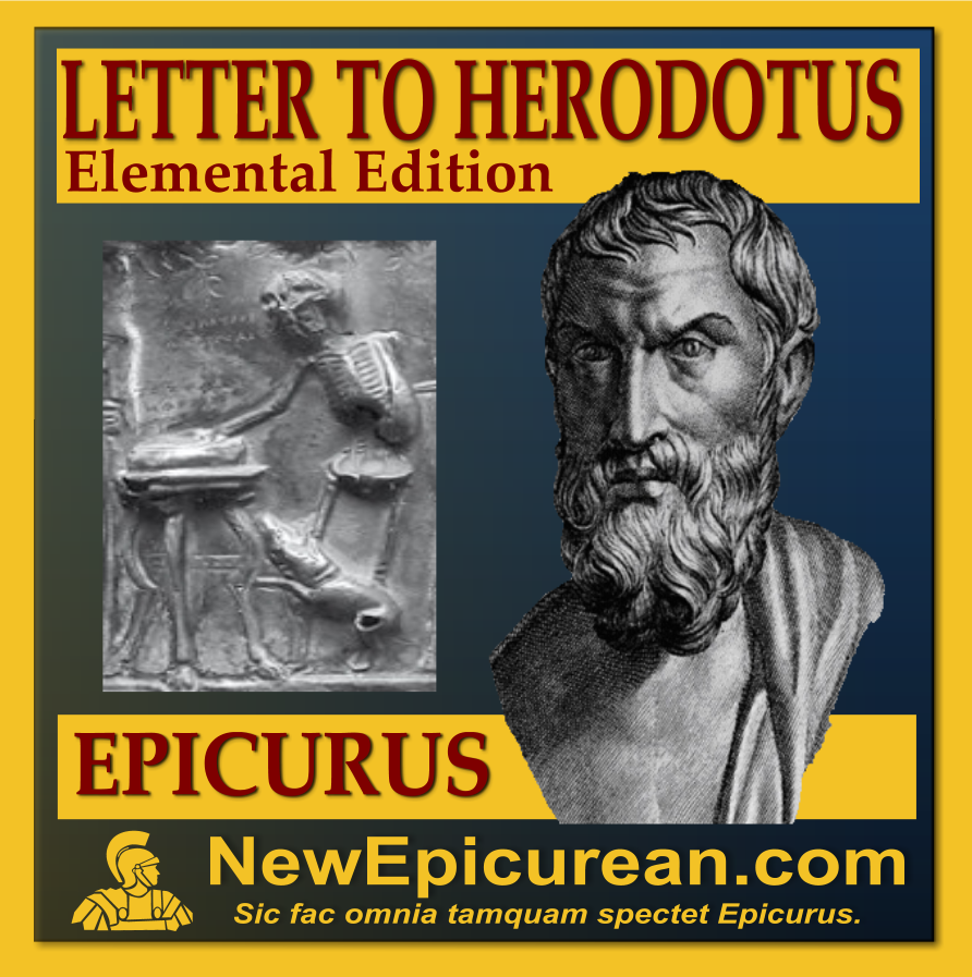 EE Letter To Herodotus Elemental Edition
