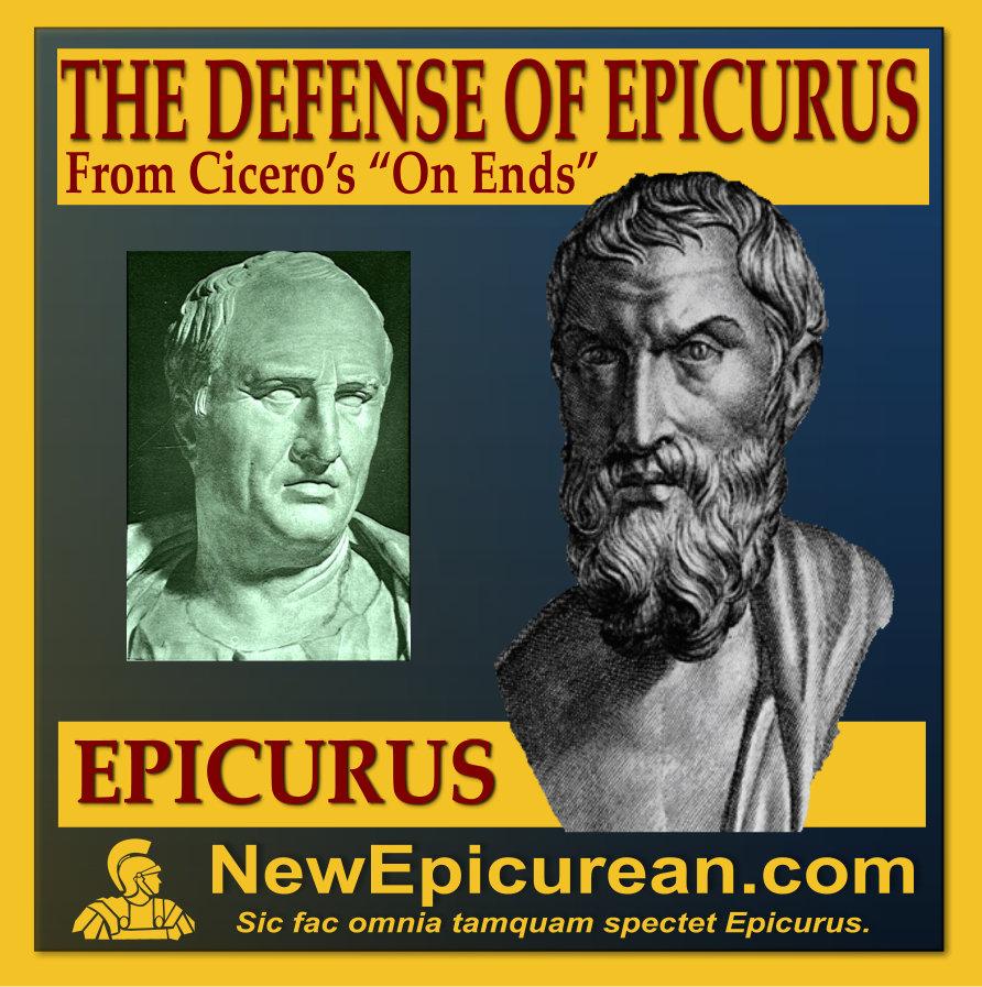 CiceroDefenseOfEpicurus