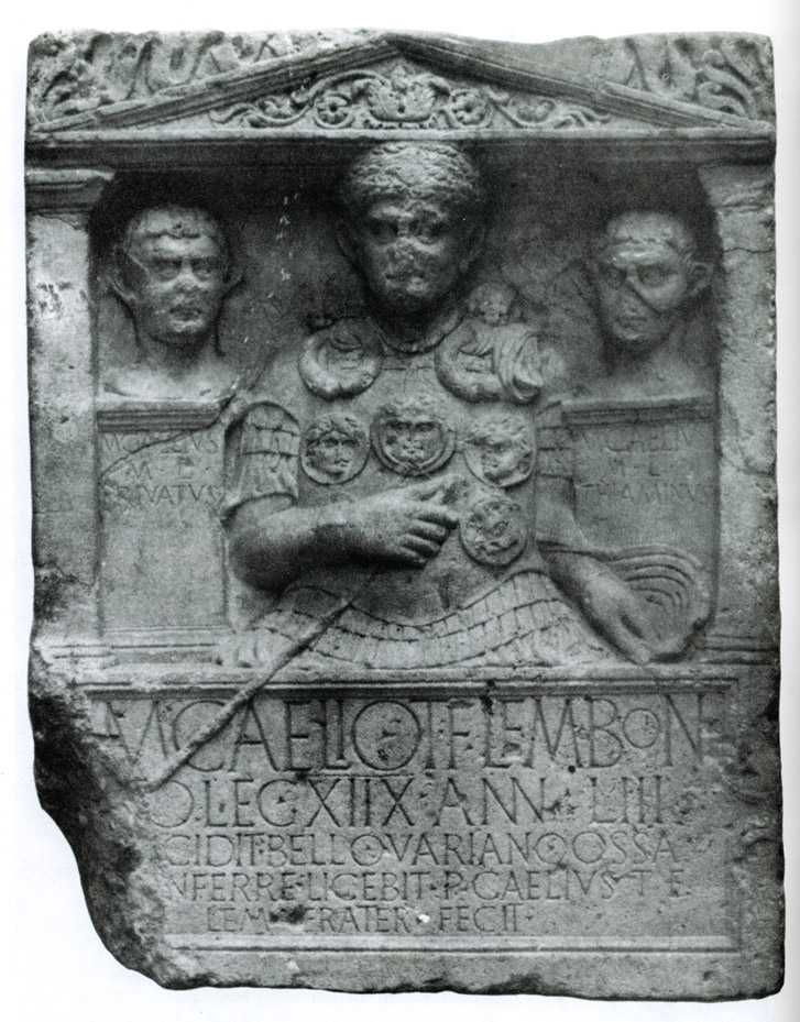 Tombstone Varus
