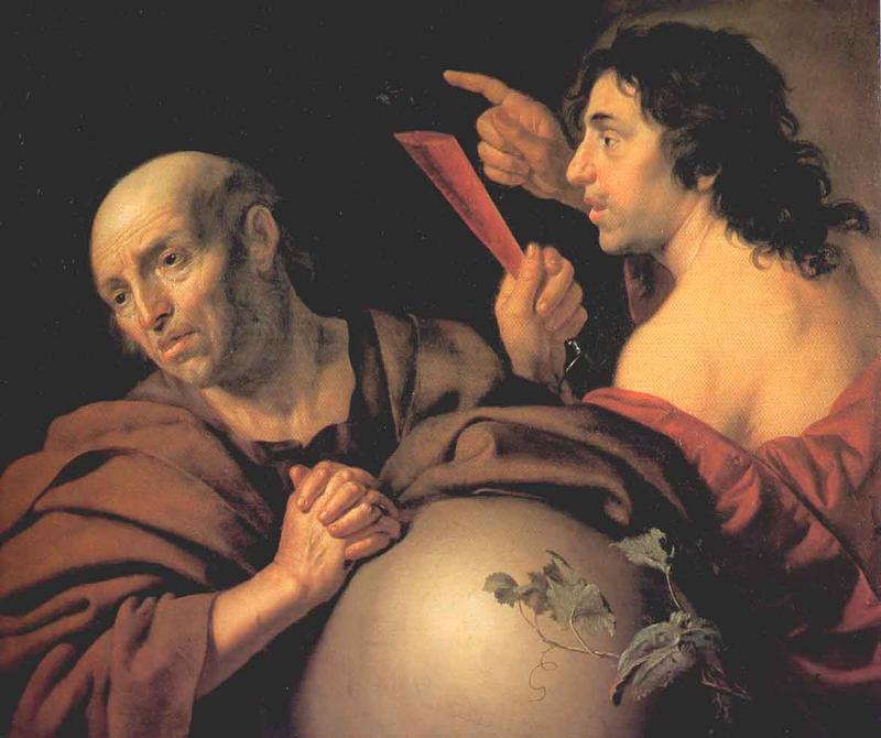 Bylert Utrecht Heraclitus Democritus