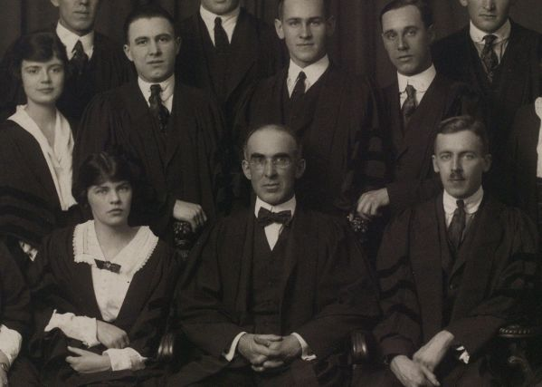 1922 Class Executive Full Photo Reduced Size SMALLER