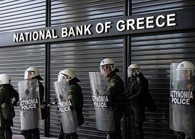 Greecebankpolice