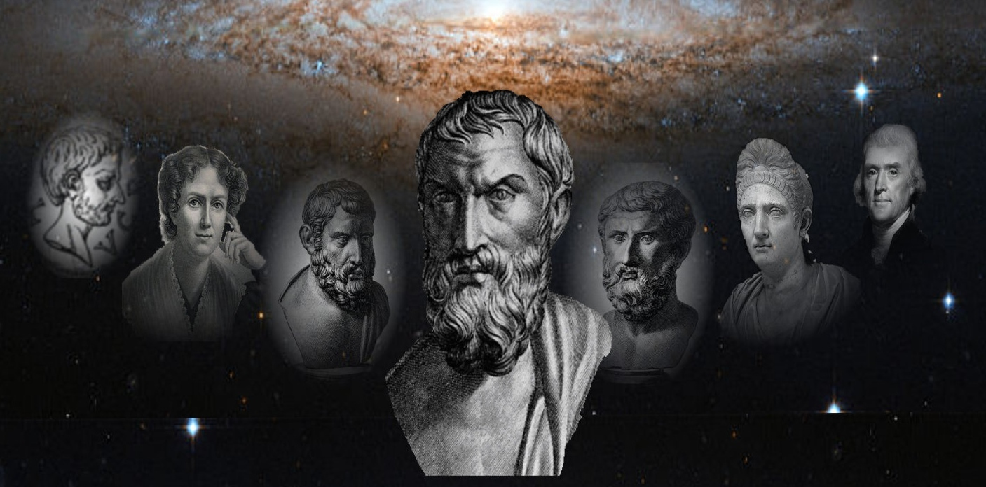 Lucretius: On The Nature of Th...