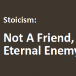 Against Stoicism